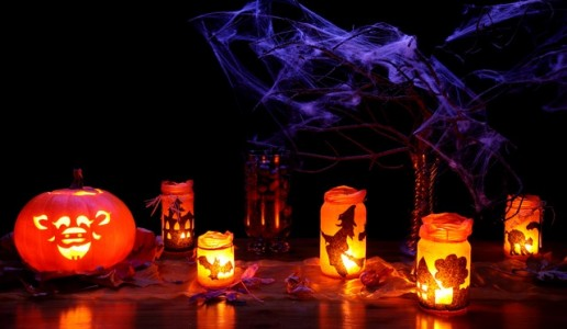 5 Creative Ideas For Halloween Table Decorations