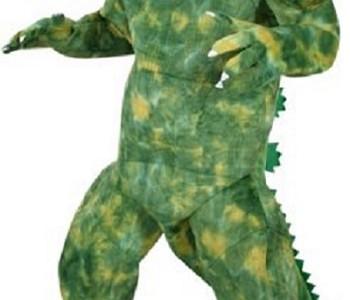 Godzilla Halloween Costumes
