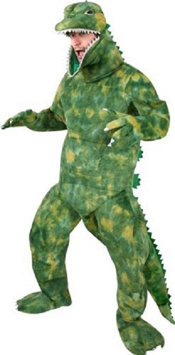 godzilla costume for adults