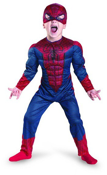 The Amazing Spiderman Costumes