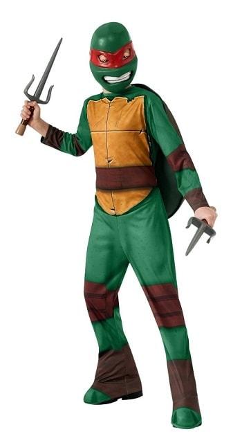 Teenage Mutant Ninja Turtles Halloween Costumes