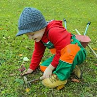 5 Garden Craft Ideas For Kids
