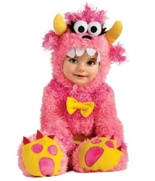 noah's ark pinky winky monster romper costume