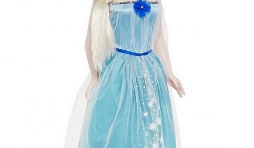 Disney Frozen My Size Dolls Review