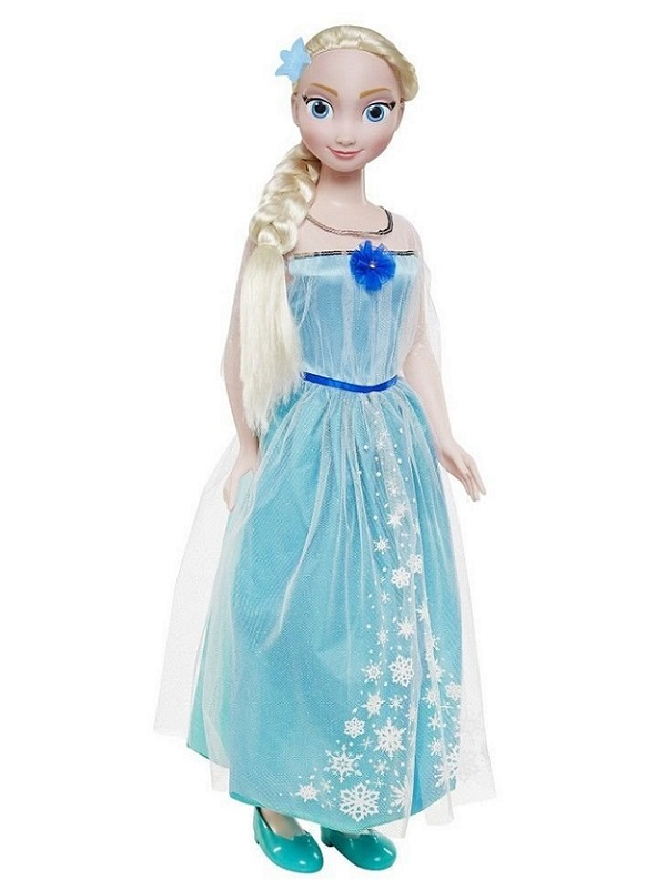 Disney Frozen My Size Dolls Review