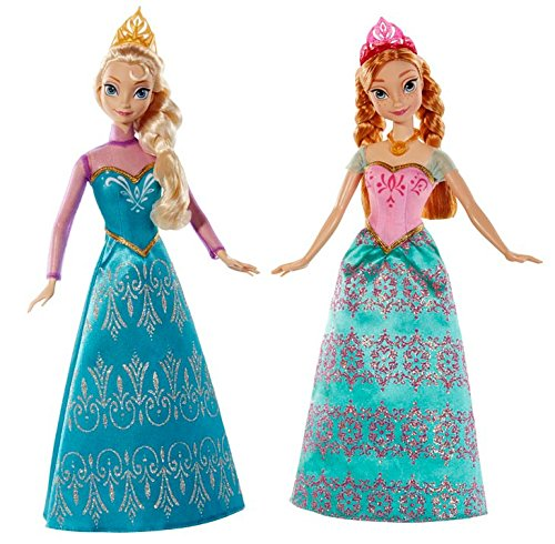 Disney Frozen Royal Sisters Doll 2-Pack Review