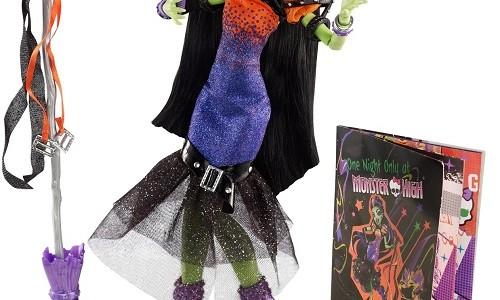 Monster High Casta Fierce Doll Review