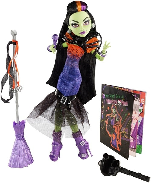 Monster High Casta Fierce Doll Review