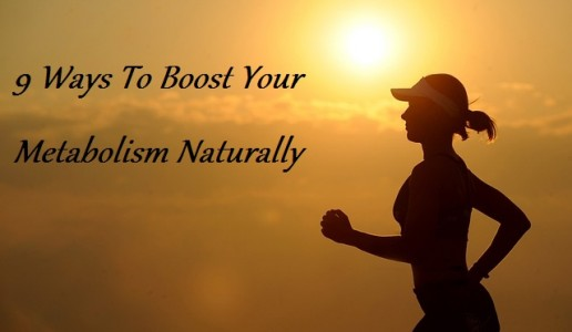 Burn Baby Burn: Ways To Boost Your Metabolism Naturally