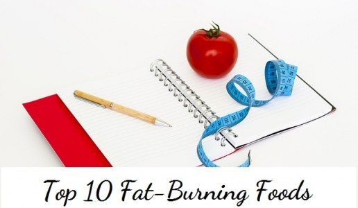 Top 10 Fat-Burning Foods