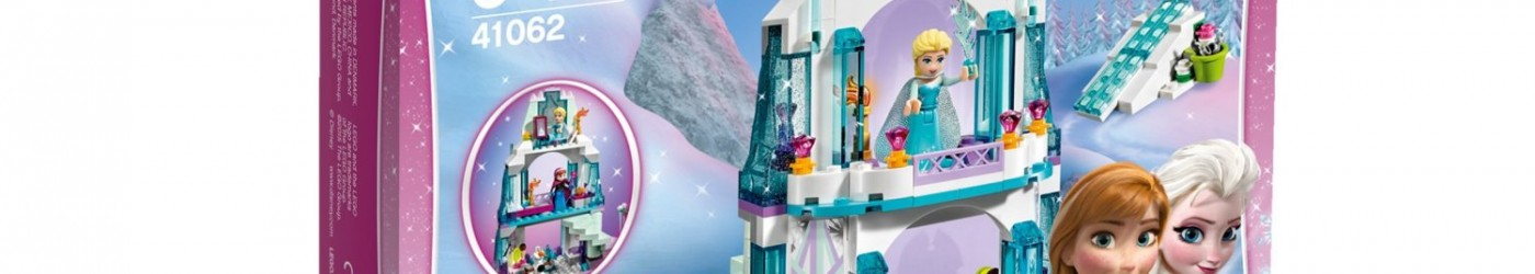 LEGO Disney Princess Elsa's Sparkling Ice Castle Review