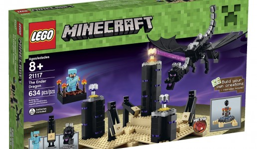 LEGO Minecraft The Ender Dragon 21117 Review
