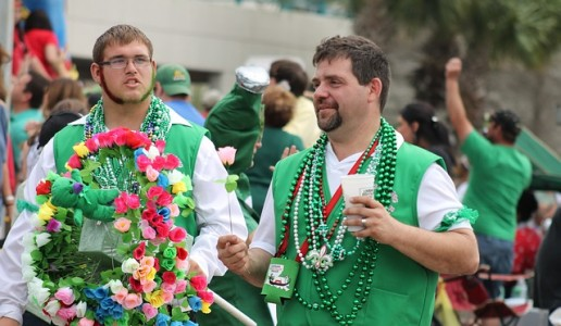 How To Plan Your Own St. Patrick's Day Parade