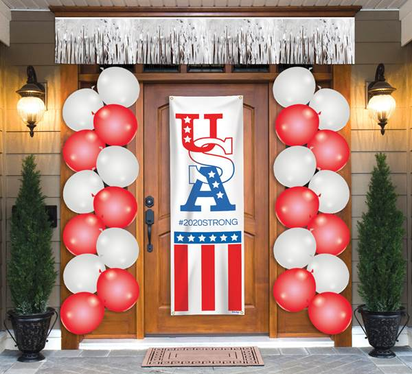 4th of July Door Décor Kit