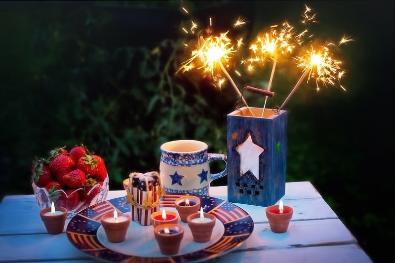 4th of July Party Ideas - Independence Day Activities