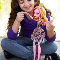 Monster High Freak du Chic Gooliope Jellington Doll Review
