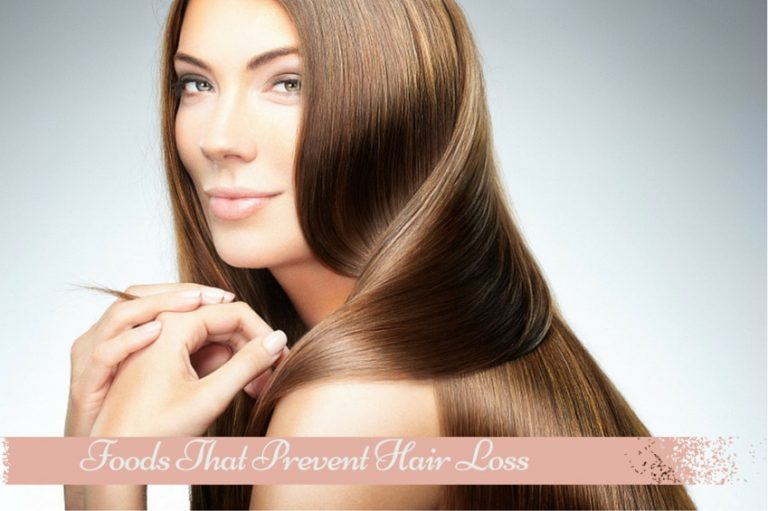 7 Foods That Prevent Hair Loss