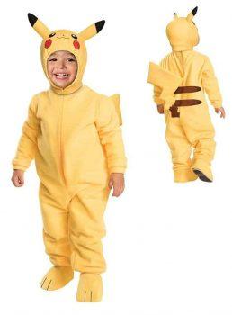 Pokemon toddler costume