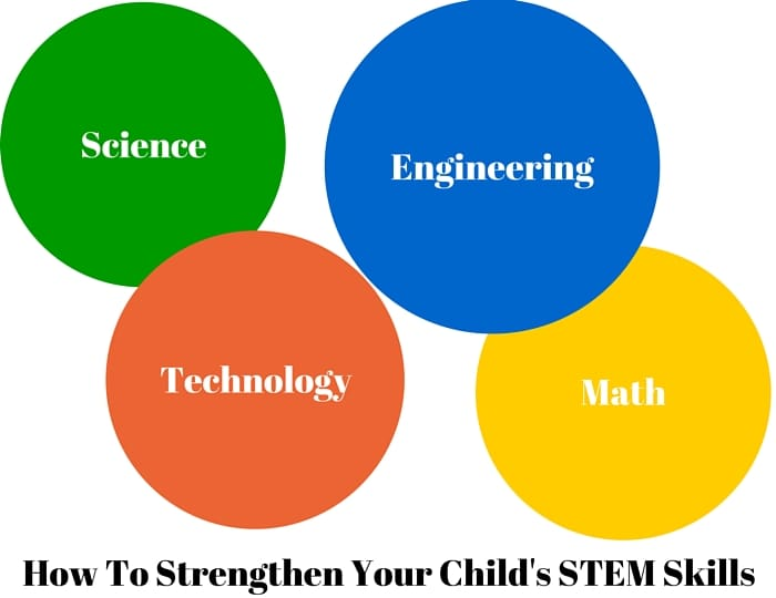 How To Strengthen Your Child's STEM Skills
