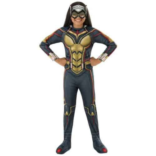 Marvel Ant-Man & The Wasp Girls Wasp Costume