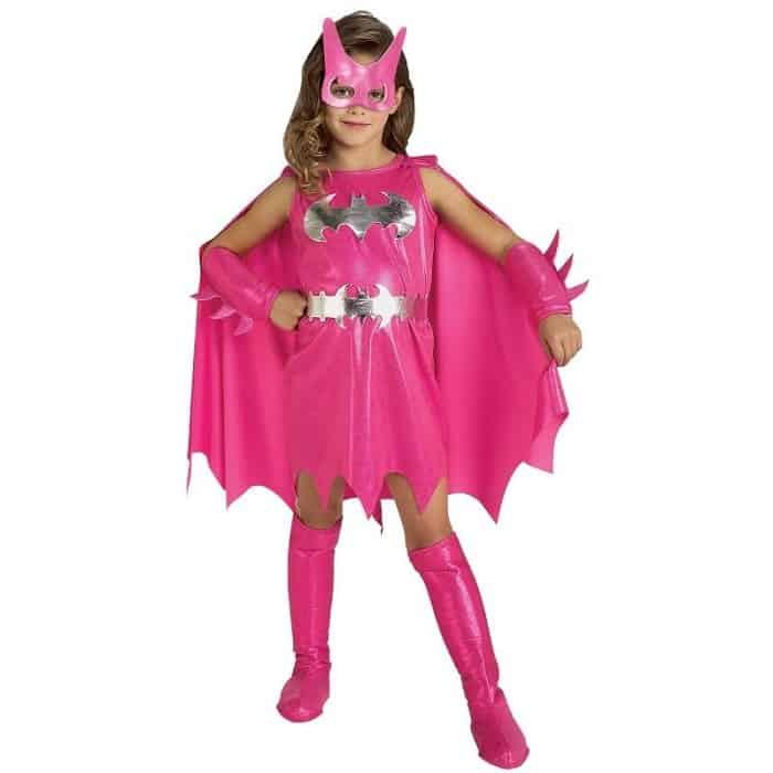 Halloween Superhero Costumes for Girls