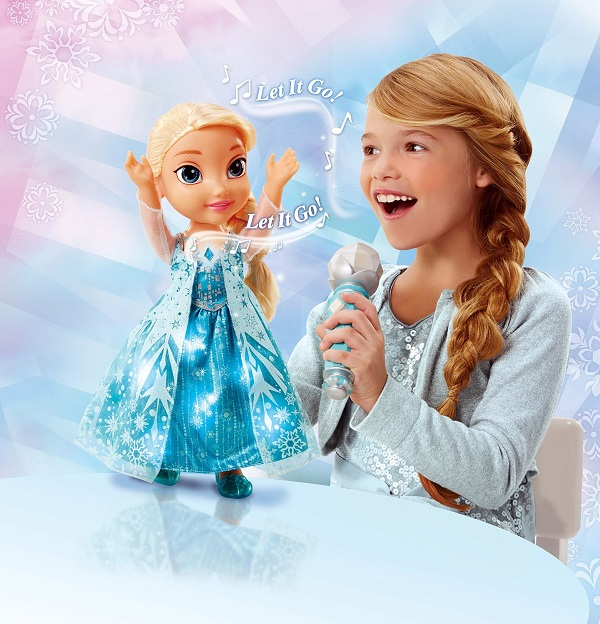 Frozen Sing-A-Long Elsa Doll Review