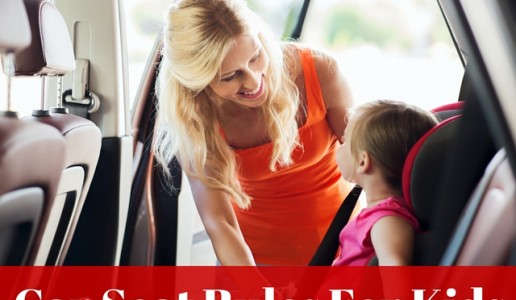 Car Seat Rules For Kids: What You Need To Know