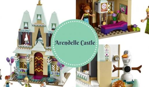 LEGO Disney Arendelle Castle Celebration 41068 Building Kit Review
