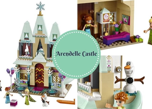 LEGO Disney Arendelle Castle Celebration 41068 Building Kit Review