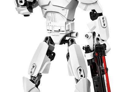 LEGO Star Wars First Order Stormtrooper Review