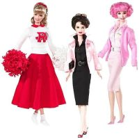 Grease Barbie Dolls - Grease Movie Gifts