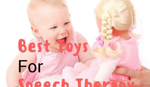 Best Toys for Toddlers with Speech Delays