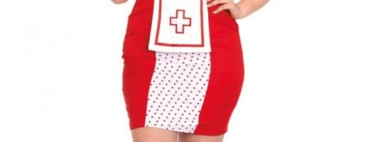 Top 5 Sexy Plus Size Nurse Costumes