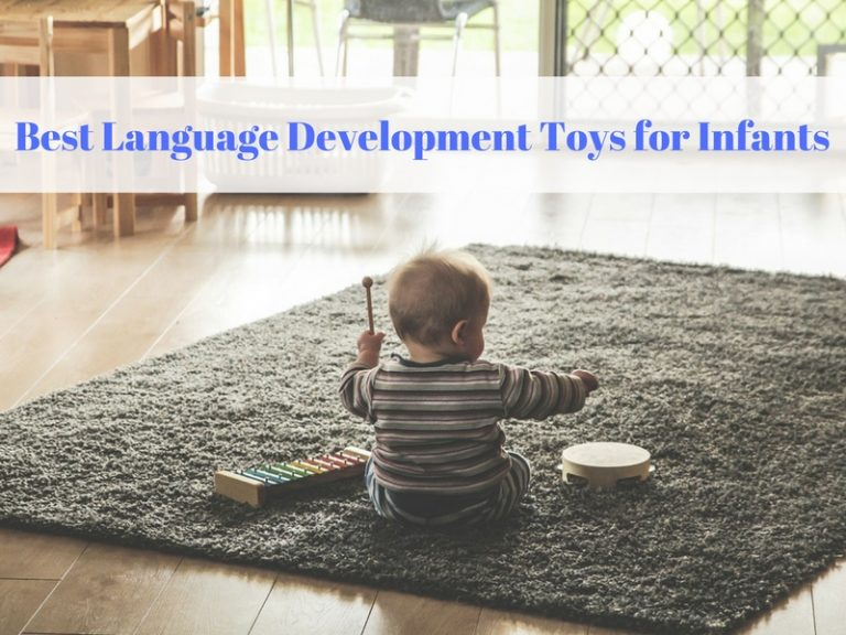 Best Language Development Toys for Infants