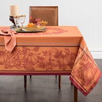 12 Best Stylish Tablecloths for Thanksgiving