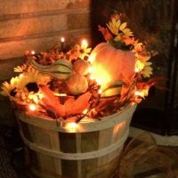 10 Thanksgiving Decor Ideas - Easy Thanksgiving Decorating Ideas