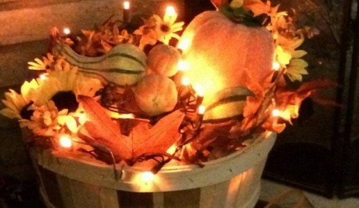 10 Thanksgiving Decor Ideas – Easy Thanksgiving Decorating Ideas