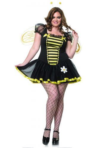 Plus Size Honey Bee Costume