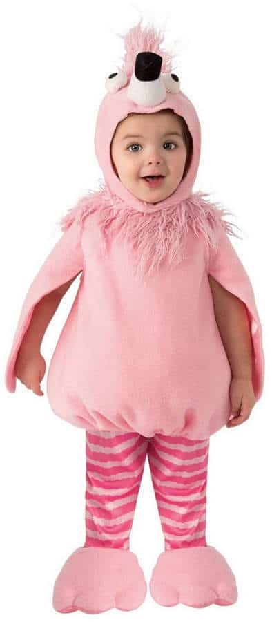 Flamingo Costume for Toddler