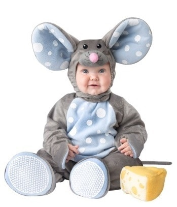 Lil Mouse Costume for Baby