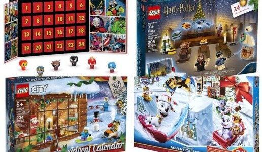 Toy Advent Calendars for Kids 2019