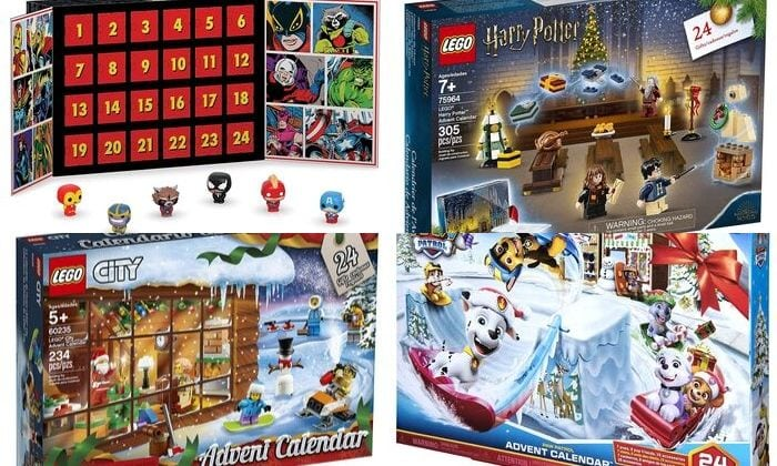 15 Best Toy Advent Calendars for Kids