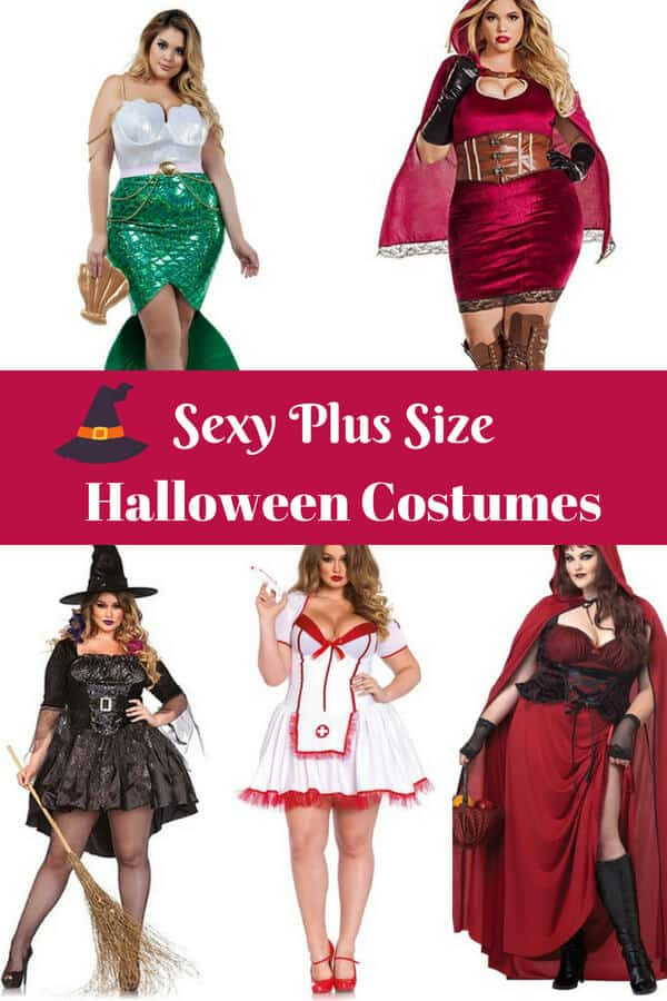 20 Best Sexy Plus Size Halloween Costumes