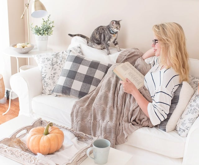 Fall Decor - Autumn Self Care Ideas