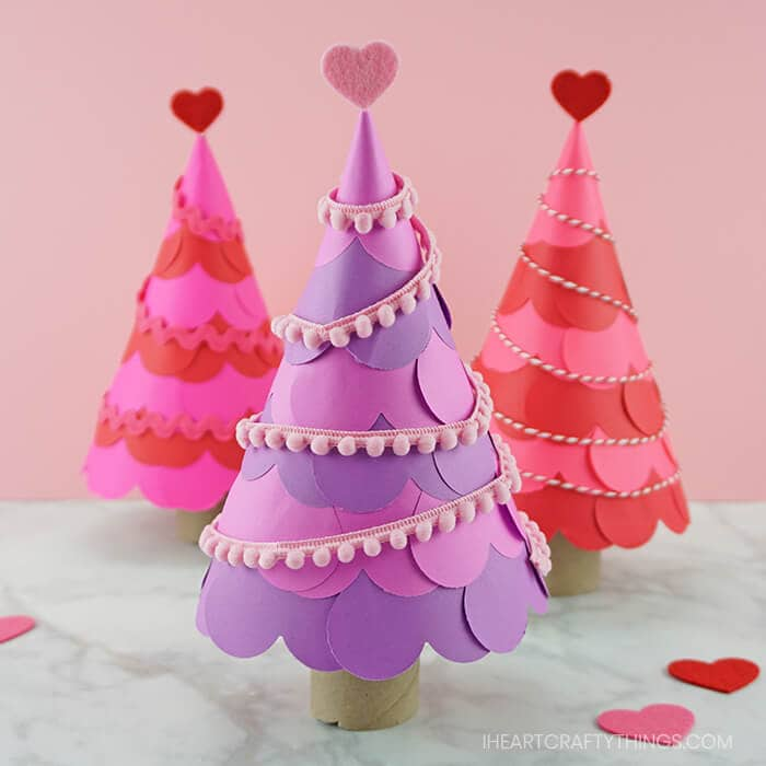 21 Valentine's Day Crafts For Kids