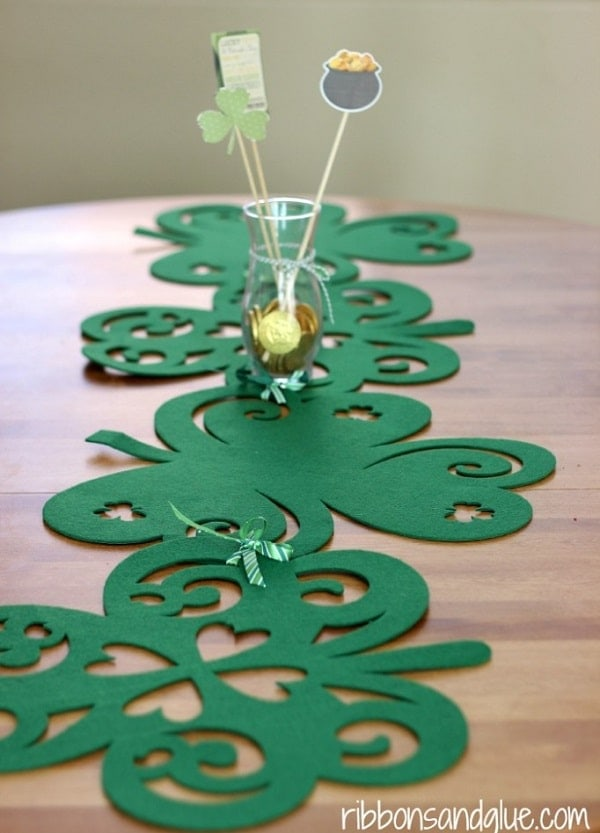 25 DIY St. Patrick's Day Decor Ideas