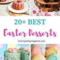 20+ Best Easter Desserts