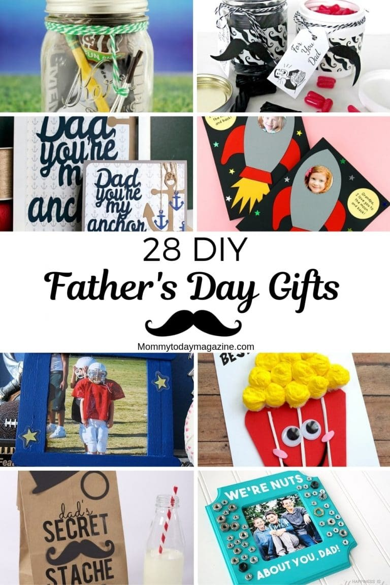 28 Best DIY Father's Day Gifts