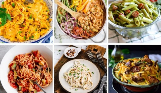 25+ Vegan Pasta Recipes