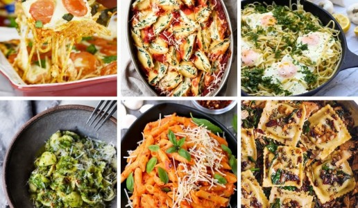 Top 25 Vegetarian Pasta Recipes